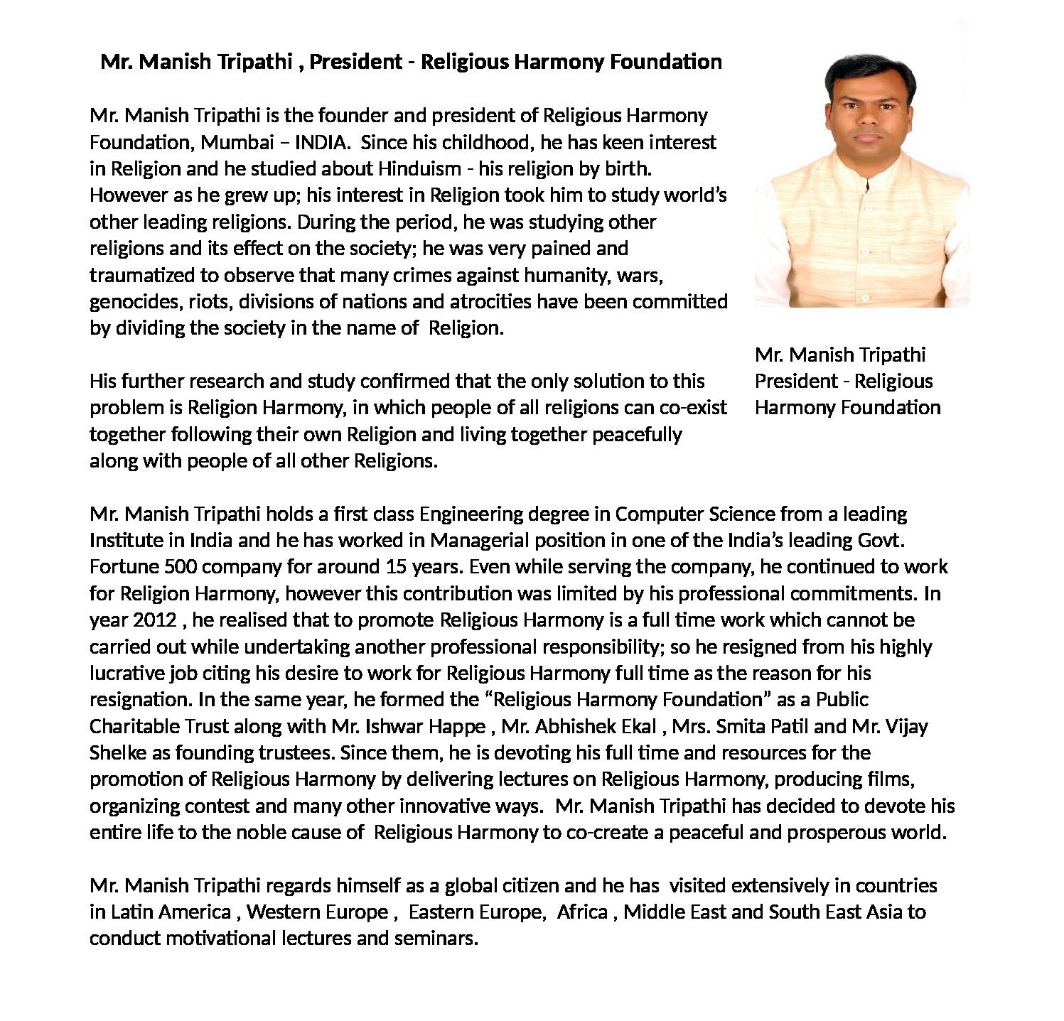 Mr.-Manish-Tripathi-President-Religious-Harmony-Foundation-Mumbai-INDIA.jpg