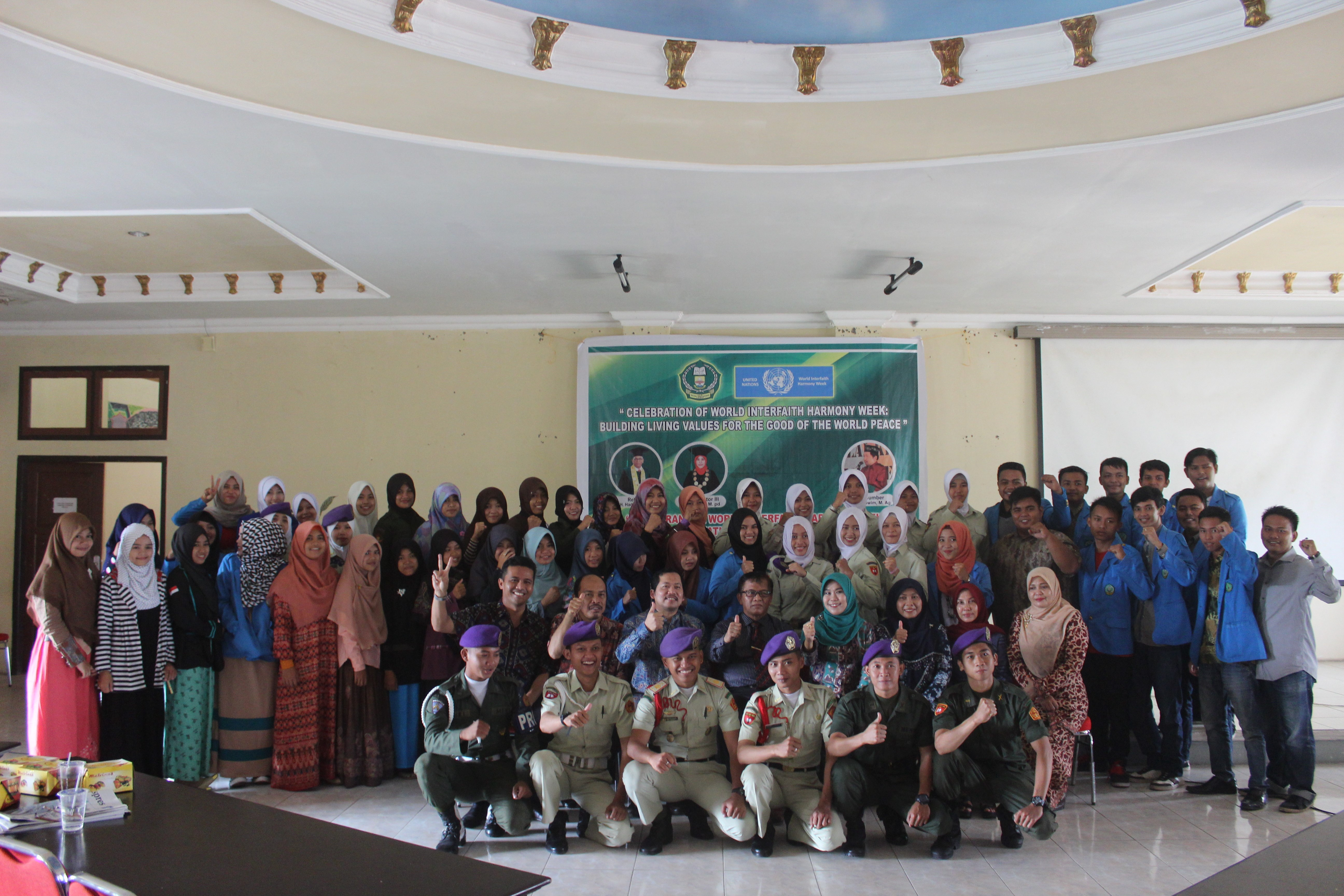 26 - Living Values Activity at State Islamic Institute in Jambi.jpg