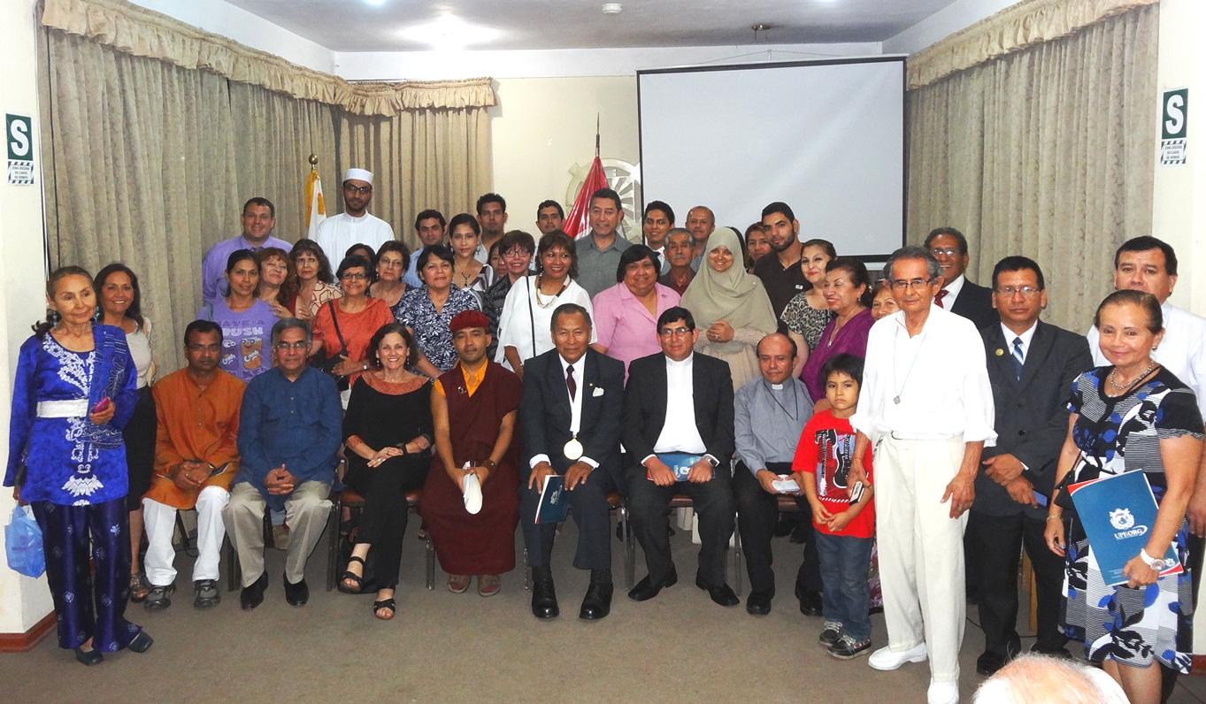 Interfaith group Lima.jpg