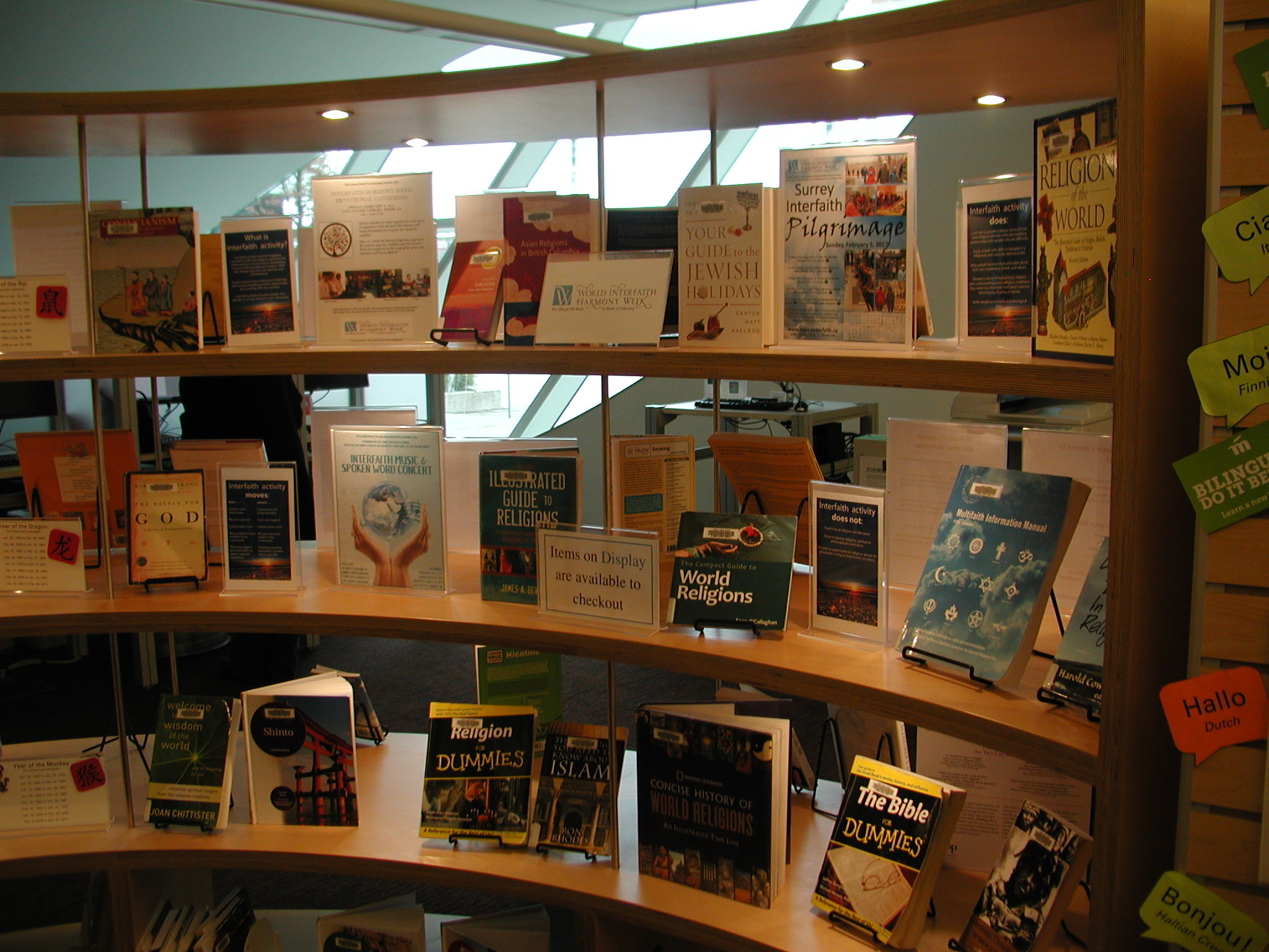 Library Display.JPG