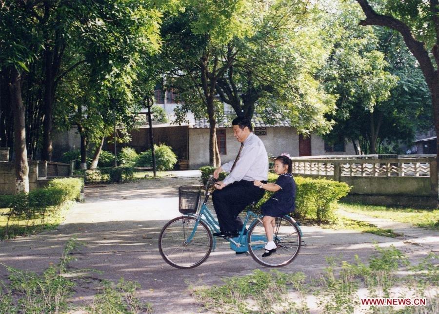 Xi Jinping e figlia.jpg