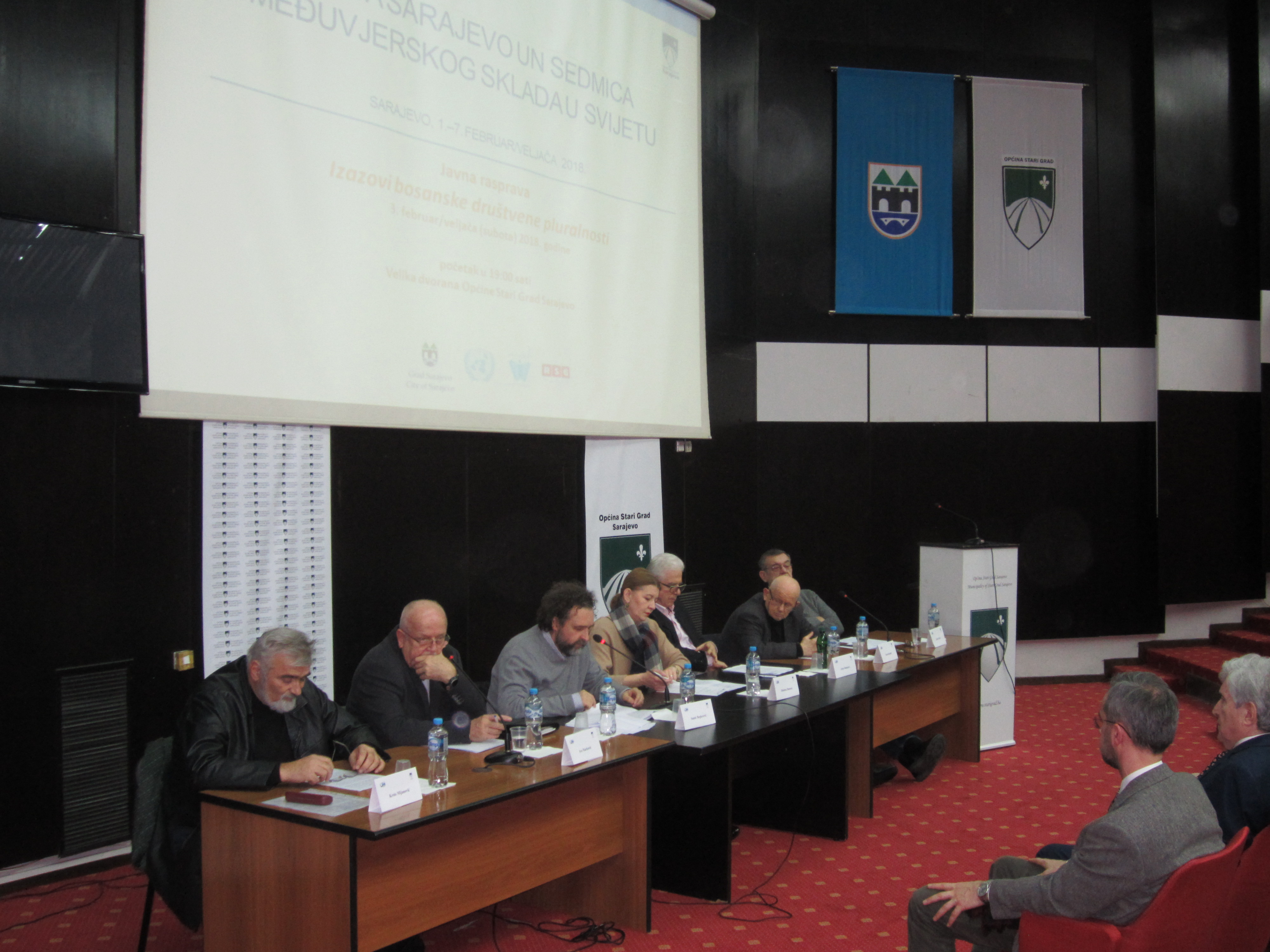 Sarajevo UN week, february 3.JPG