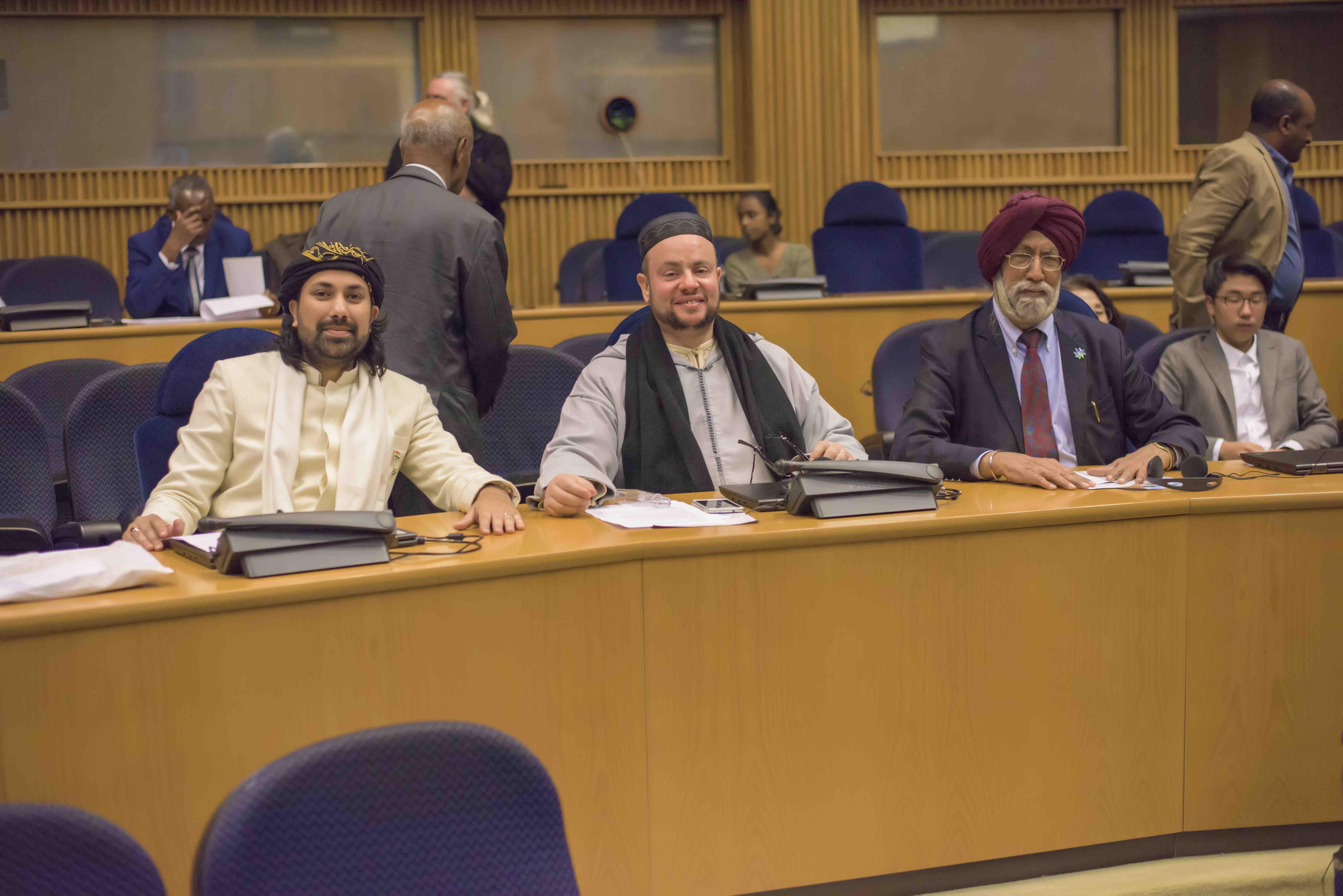 Diversity at AU-Rajiv.jpg