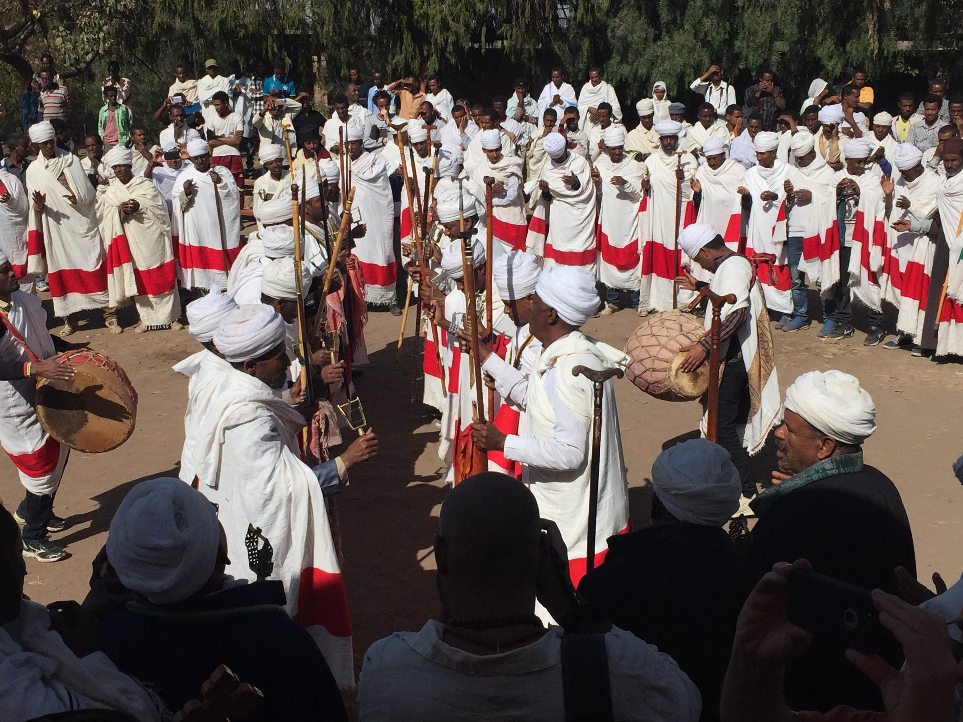 Priests Welcome Ceremony at Lalibela.jpg