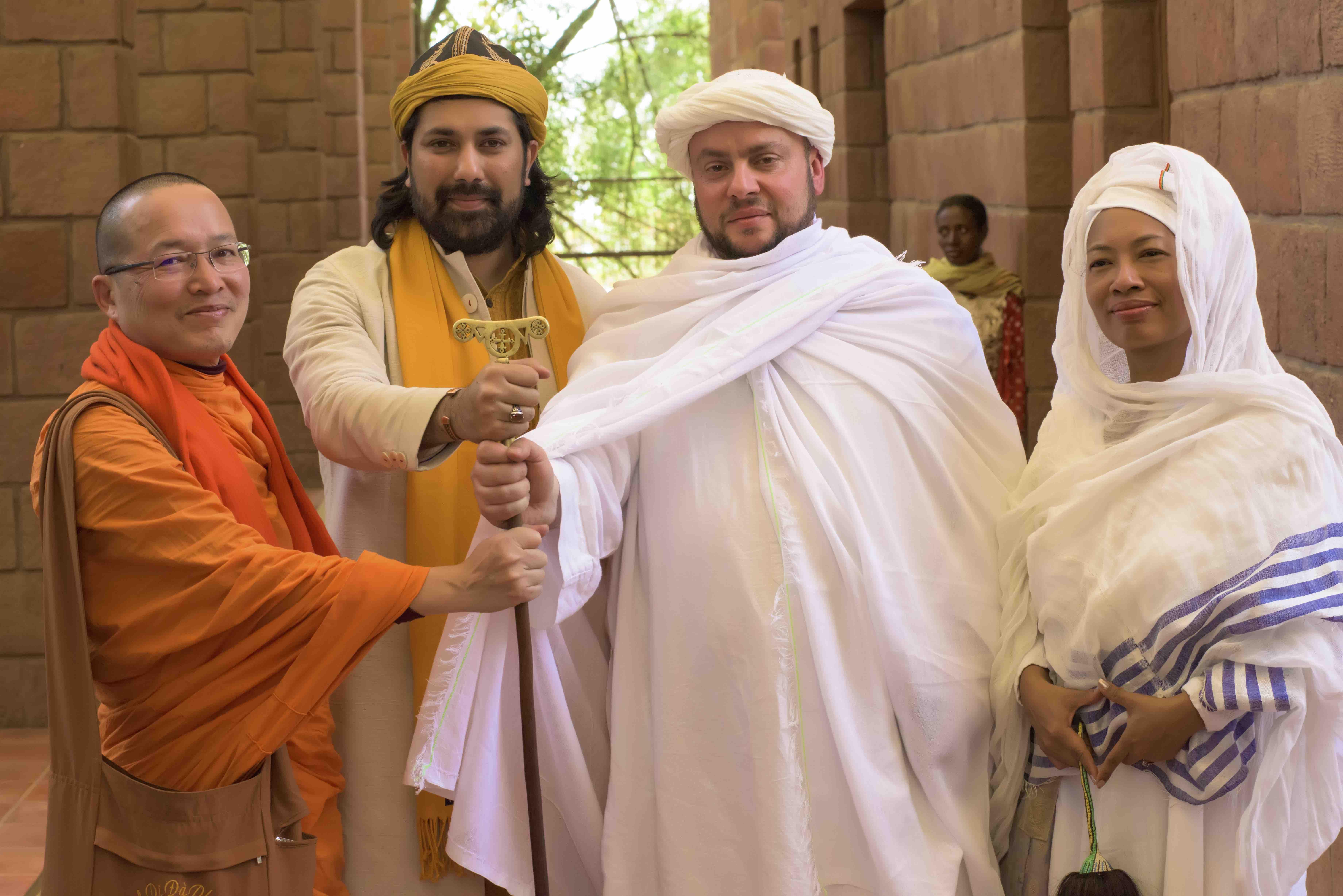 Buddhist Muslim Jew Christian