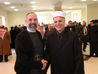 Prince Ghazi Attends Conference on Interfaith Harmony - Pic 6
