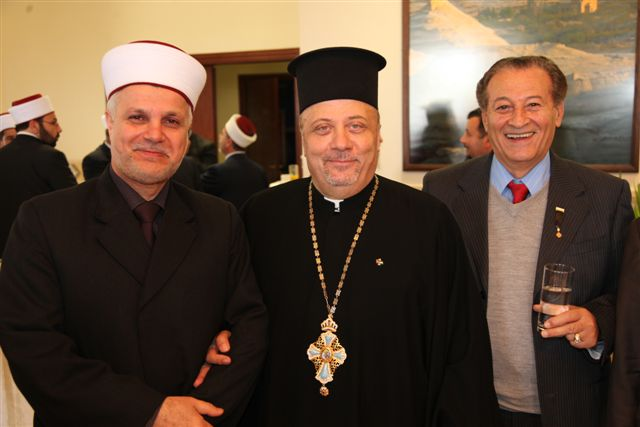 Prince Ghazi Attends Conference on Interfaith Harmony - Pic 7