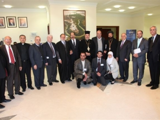 Prince Ghazi Attends Conference on Interfaith Harmony - Pic 8