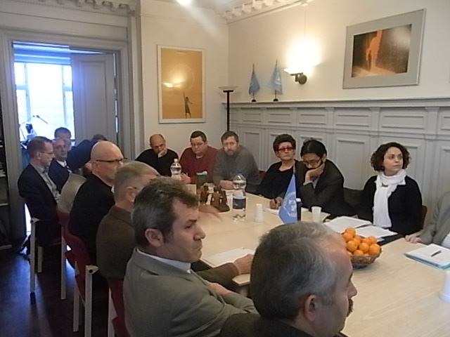 Jewish-Muslim Network, Denmark - Pic 2