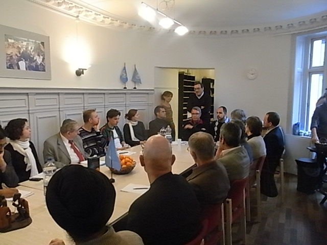 Jewish-Muslim Network, Denmark - Pic 1