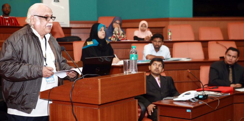 Interfaith Harmony Seminar - The MIA and the IIUM - Pic 15