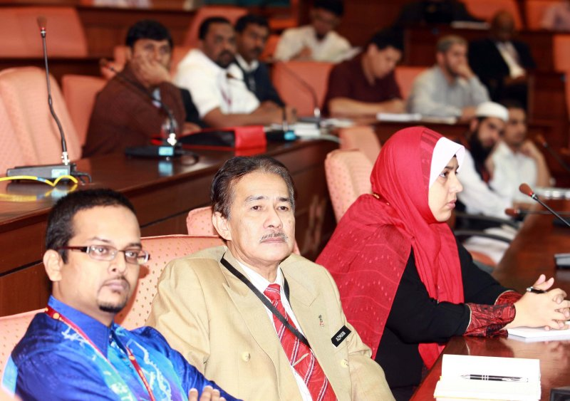 Interfaith Harmony Seminar - The MIA and the IIUM - Pic 7