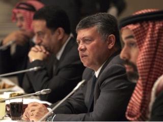 King Abdullah II of Jordan meets Religious Leaders - Pic 3