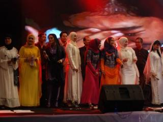 World Interfaith Harmony Week : Religious Community Expression Supports Diversity - 35