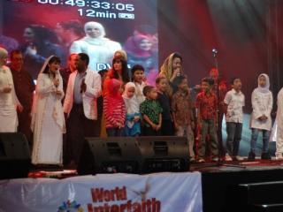 World Interfaith Harmony Week : Religious Community Expression Supports Diversity - 36