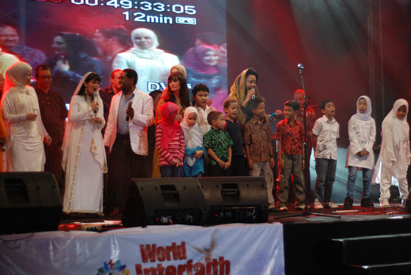 World Interfaith Harmony Week : Religious Community Expression Supports Diversity - 36