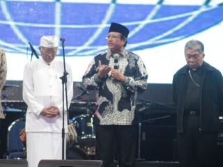 World Interfaith Harmony Week : Religious Community Expression Supports Diversity - 39