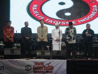 World Interfaith Harmony Week : Religious Community Expression Supports Diversity - 40