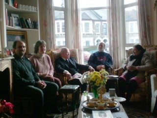 World Congress of Faiths Interfaith Harmony Breakfast – London, UK - Pic 2