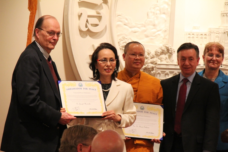 The World Interfaith Harmony Week 2012 at Washington Times Foundation - Pic 11
