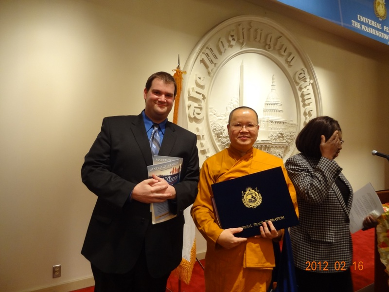 The World Interfaith Harmony Week 2012 at Washington Times Foundation - Pic 18