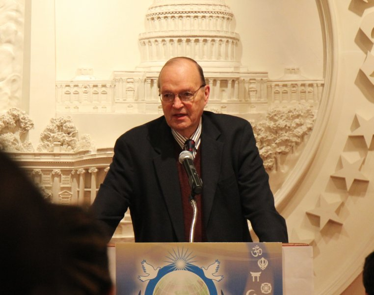 The World Interfaith Harmony Week 2012 at Washington Times Foundation - Pic 4