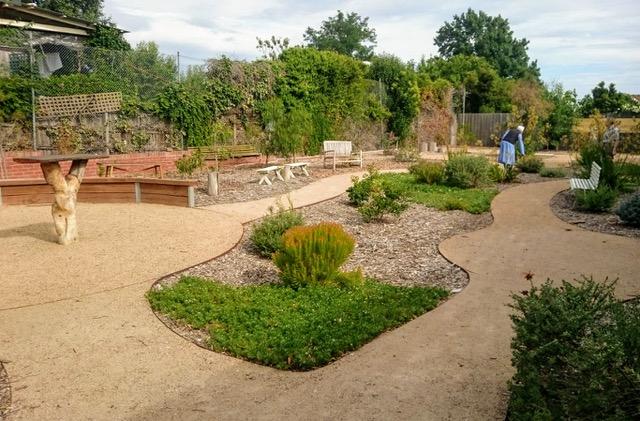 2019 WIHW Reconciliation Garden