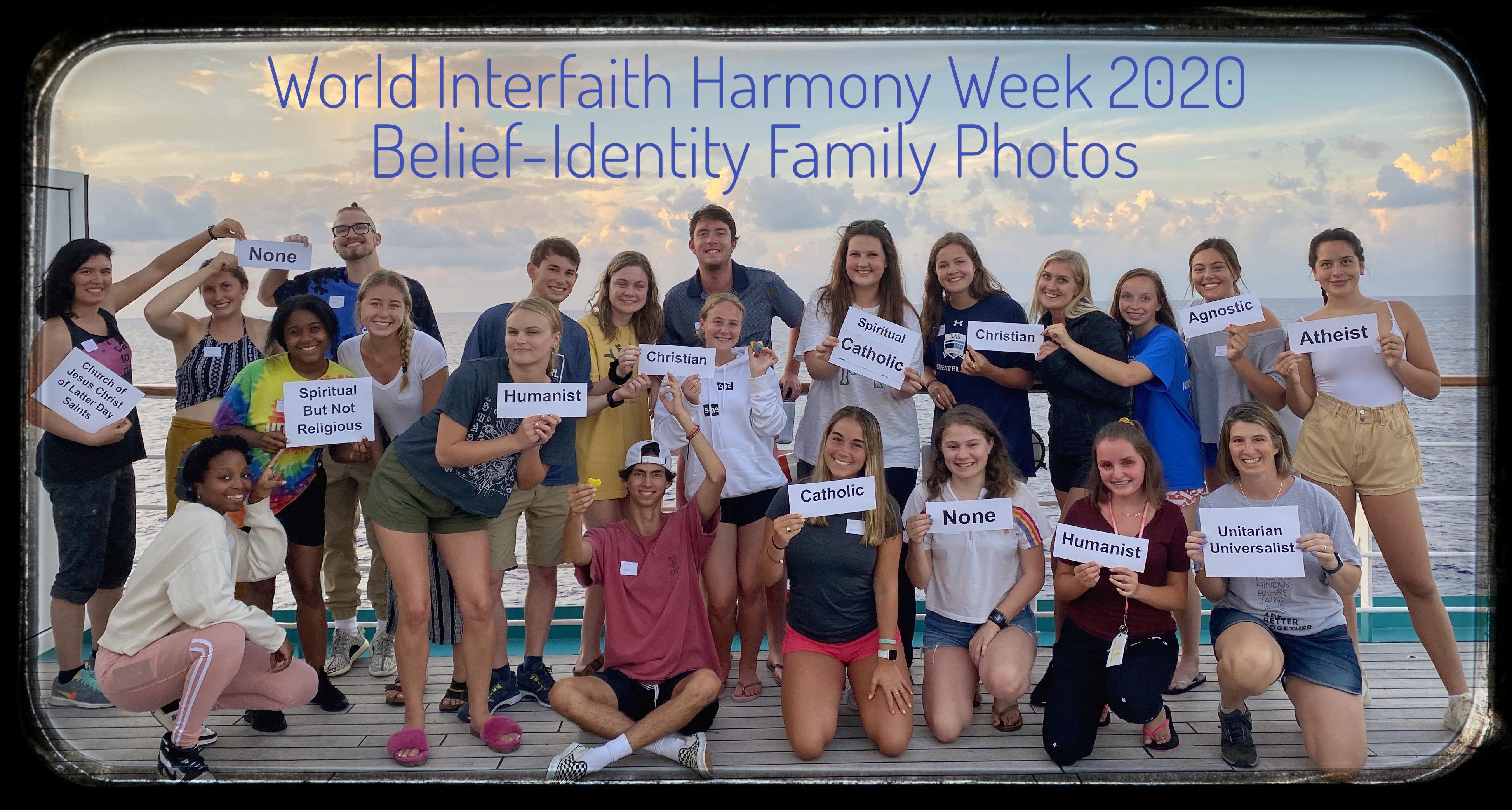 WIHW SAS - Belief-Identity family photo