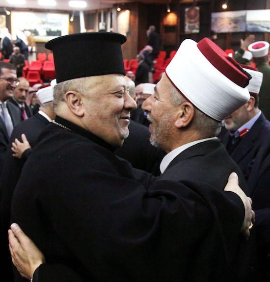 الأردن أنموذج الوئام بين أتباع المذاهب والأديان