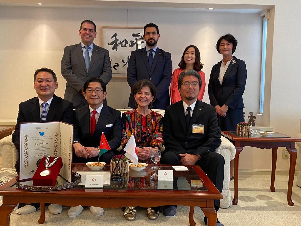 2021 Winners - 2nd Place - Japan