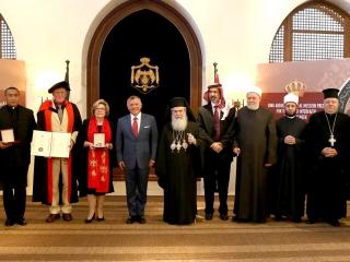 HM Abdullah - Award Ceremony - 1