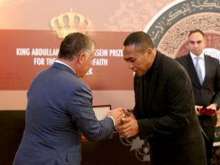 HM Abdullah - Award Ceremony - 4